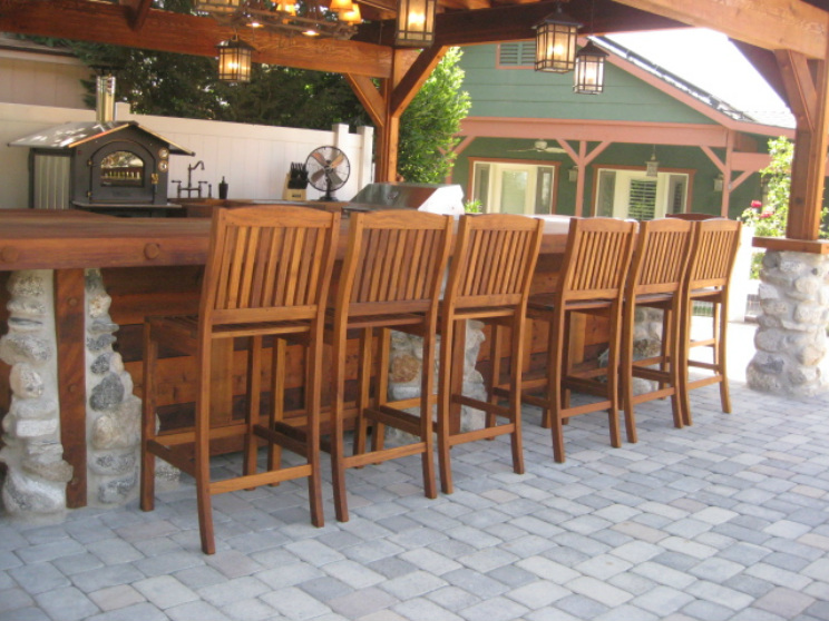 San Diego Outdoor Kitchen Patios Decks amp StoneworkMark