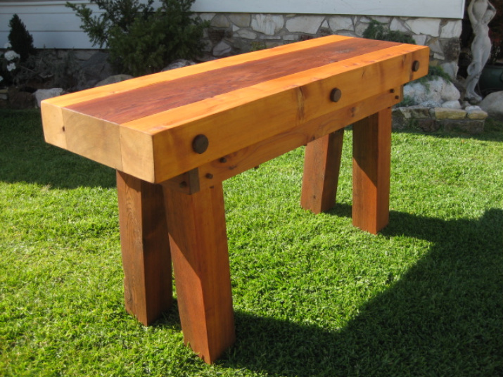 Western Red Cedar Outdoor Furniture Simplylushliving Part 11