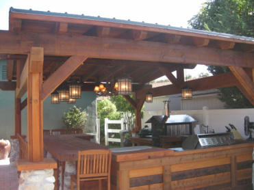 San Diego Outdoor Kitchen Patios Decks Stoneworkmark Nilo Morand Landscape Design Serving